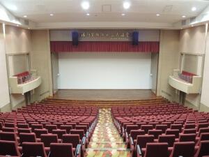 科技大楼第1楼-潘斯理杨陈开蓉大讲堂