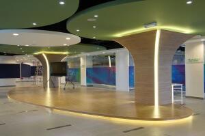 科技大楼第9楼创新楼-成果发表厅