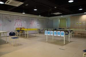科技大楼第9楼创新楼-机器人技术研究室