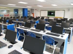 科技大楼第5楼协作楼-电脑室