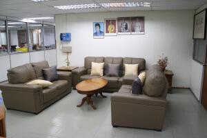 综合大楼办公室招待处
