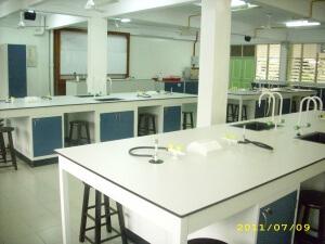 国字型大楼科学实验室