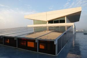 科技大楼第11楼-绿屋顶